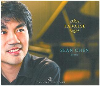 Sean Chen La Valse album cover
