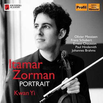 Itamar Zorman, Kwan Yi: Portrait