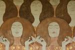 Klimt's famous 1902 Beethoven frieze