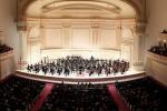 Juilliard Orchestra at Carnegie Hall