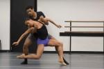 Dana Pajarillaga and Malik Williams