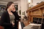 Juilliard Open Classroom student