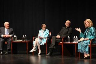Richard Tucker's 100th birthday panel