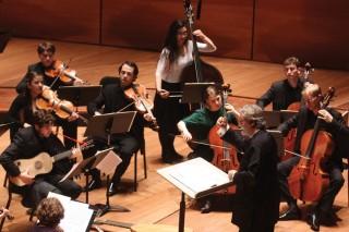Jordi Savall and Juilliard415