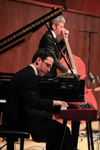 Reuben Allen, Piano, and Paolo Benedettini, Bass