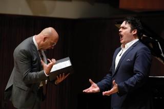 Gerard Schneider and Emmanuel Villaume