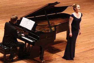 Samantha Hankey and Michal Biel